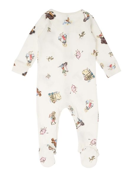 Joules Boys Farms For City Children Baby Grow