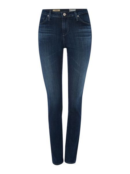AG Jeans Prima mid rise cigarette jean in crater
