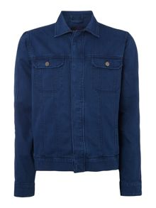 Casual Not Waterproof Button Denim Jacket
