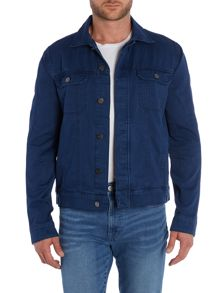 Waven Casual Not Waterproof Button Denim Jacket