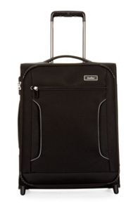 Cyberlite II Black 2 Wheel Soft Cabin Suitcase