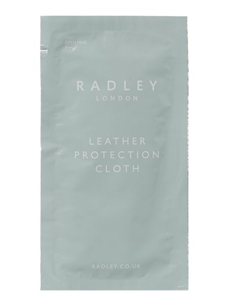 Radley Leather protecion wipes