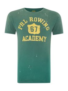 Custom Fit Rowing Academy T-Shirt