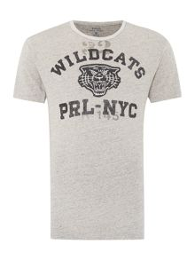 Custom Fit Wildcats Nyc Logo T-Shirt