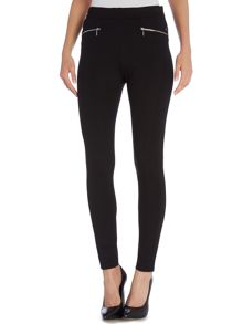 Barbour International stretch jersey treggings