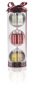Baylis & Harding Midnight Fig & Pomegranate Bauble Set