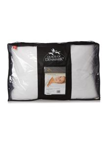 Quilts of Denmark Canadian White Goose Down Surround Pillow