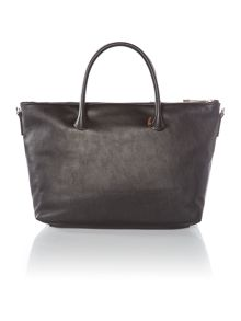 Blanche black tote bag