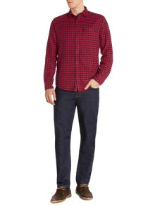 Tawny Check Long Sleeve Shirt