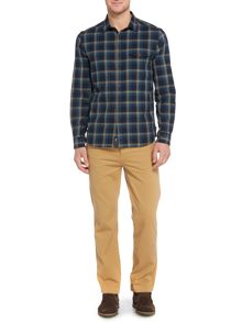 Hambleton Check Long Sleeve Shirt