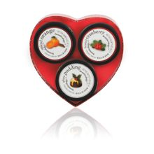 Beauticology Home of Beauty Body Butter Heart Set