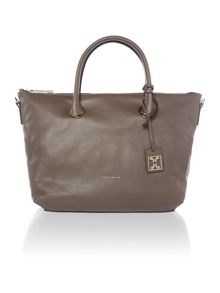 Blanche taupe tote bag