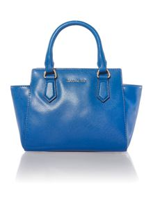 Blanche blue tote bag
