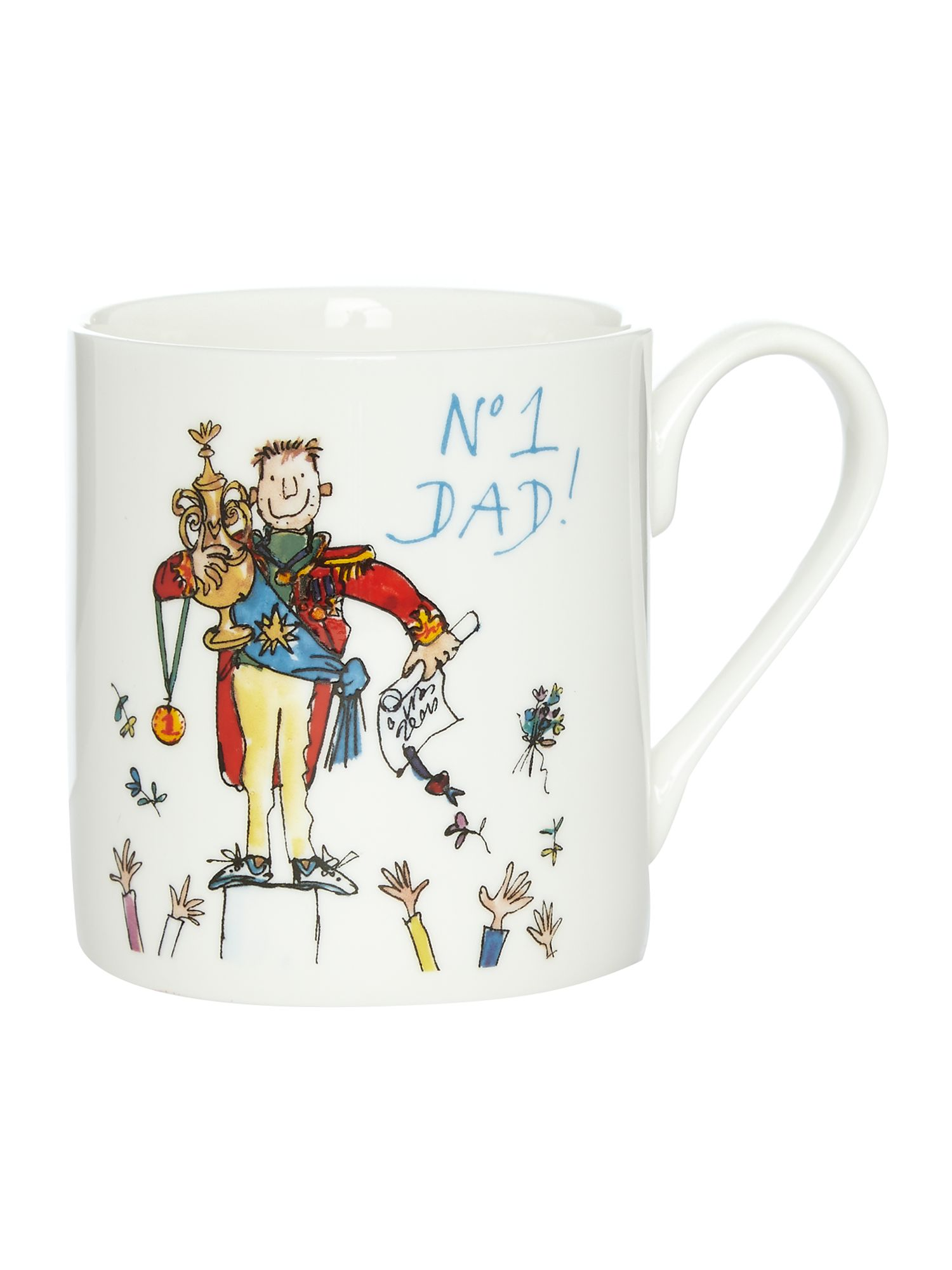 Image of Quentin Blake No1 Dad Mug