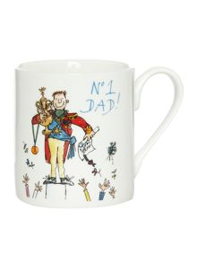 Quentin Blake No1 Dad Mug