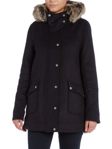 Carston wool jacket