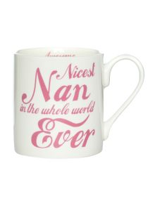 Fellows Nan Mug