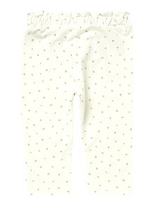 Baby Girls Heart Print Sweat Pants