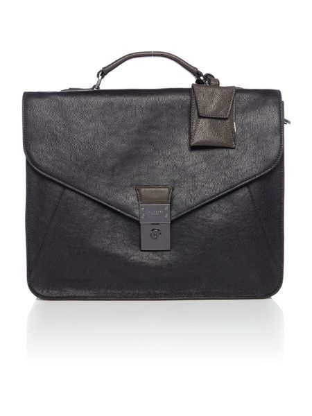 Ted Baker Sor Leather Briefcase