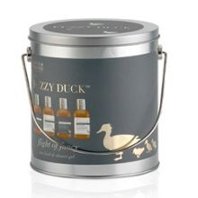 The Fuzzy Duck Paint Tin  Bath &  Body Set
