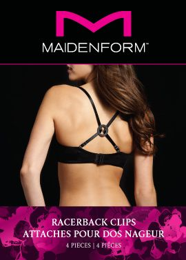 Maidenform Accessories Maidenform Accessories Racer back clip, Multi-Coloured
