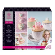 Little Venice Cake Company Heart Nesting Cutter Kit