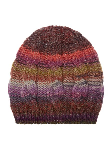 Benetton Girls Knitted Slouchy Beanie