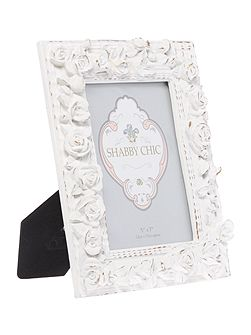 Rose photo frame 5x7