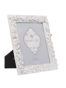 Rose photo frame 8x10