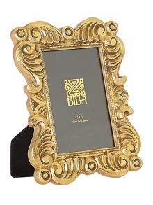 Jasmine gold photo frame 4x6