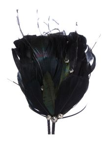 Biba Kristina Feather Headband