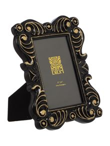 Biba Jamine Black Photo Frame Range