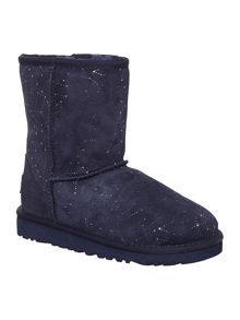 UGG Kids Classic Constellation Print Boot