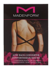Maidenform Accessories Low back converter