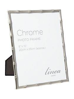 Chrome Plated Frame 8x10