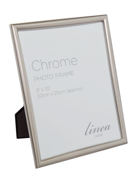 Linea Shiny criss-cross frame 8 x 10``