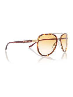 MK5006 Playa norte female gold aviator sunglasses