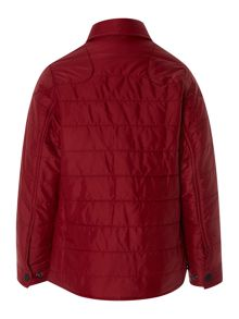 Barbour Boys Waterproof Quilted Zip Up Jacket