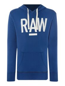 Lars Tapered Fit Hooded Sweat