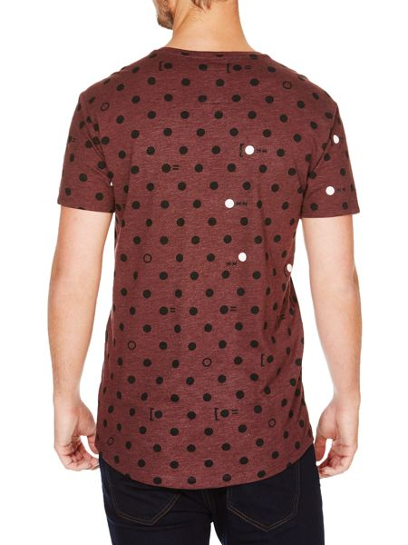 G-Star Raw V-Neck Relaxed Fit Crew Neck T-Shirt