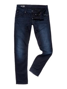 G-Star Revend Super Slim Medium Wash Mid Rise Jeans