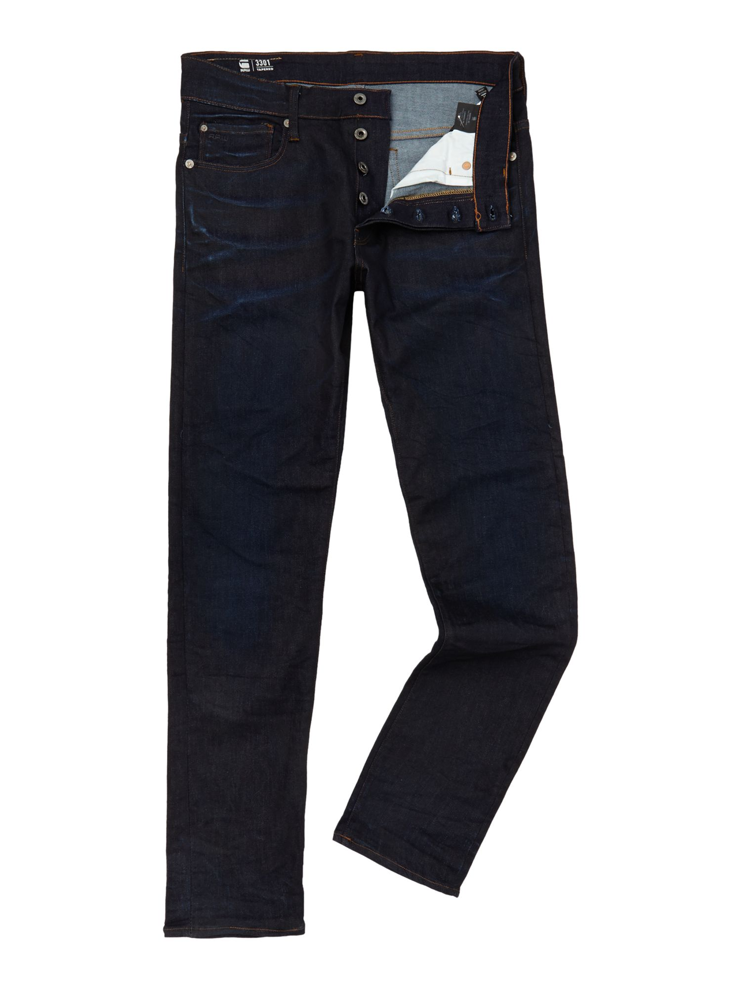 G-Star 51003 3301 Tapered Jeans
