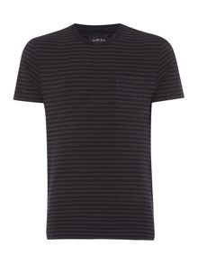 Otis Stripe Crew Neck T-Shirt