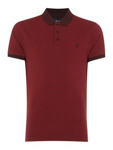 James Stripe Polo Shirt