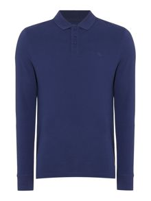 Criminal Jules Plain Polo Slim Fit Polo Shirt