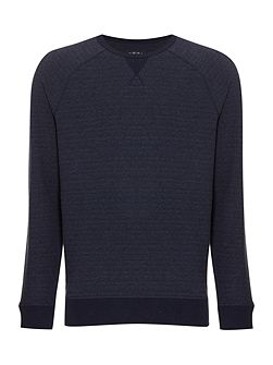 Ben Stripe Crew Neck Jumper