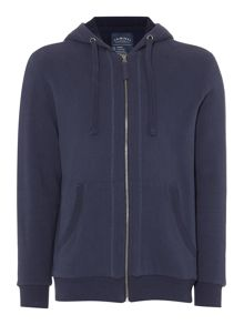Criminal Orson Fleece Lined Zip Through Hoody