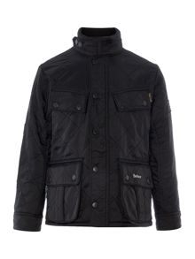 Barbour Boys Ariel 4 Pocket Quilted Jacket