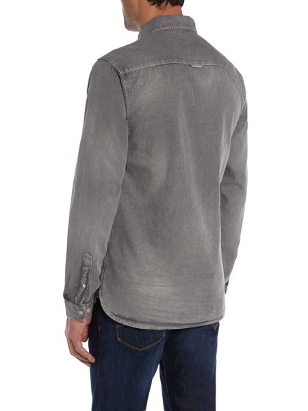 Jack & Jones Plain Classic Fit Long Sleeve Shirt