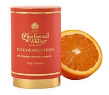 Charbonnel et Walker Milk Orange Thins